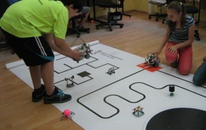 Роботика по Робопартански в Русе