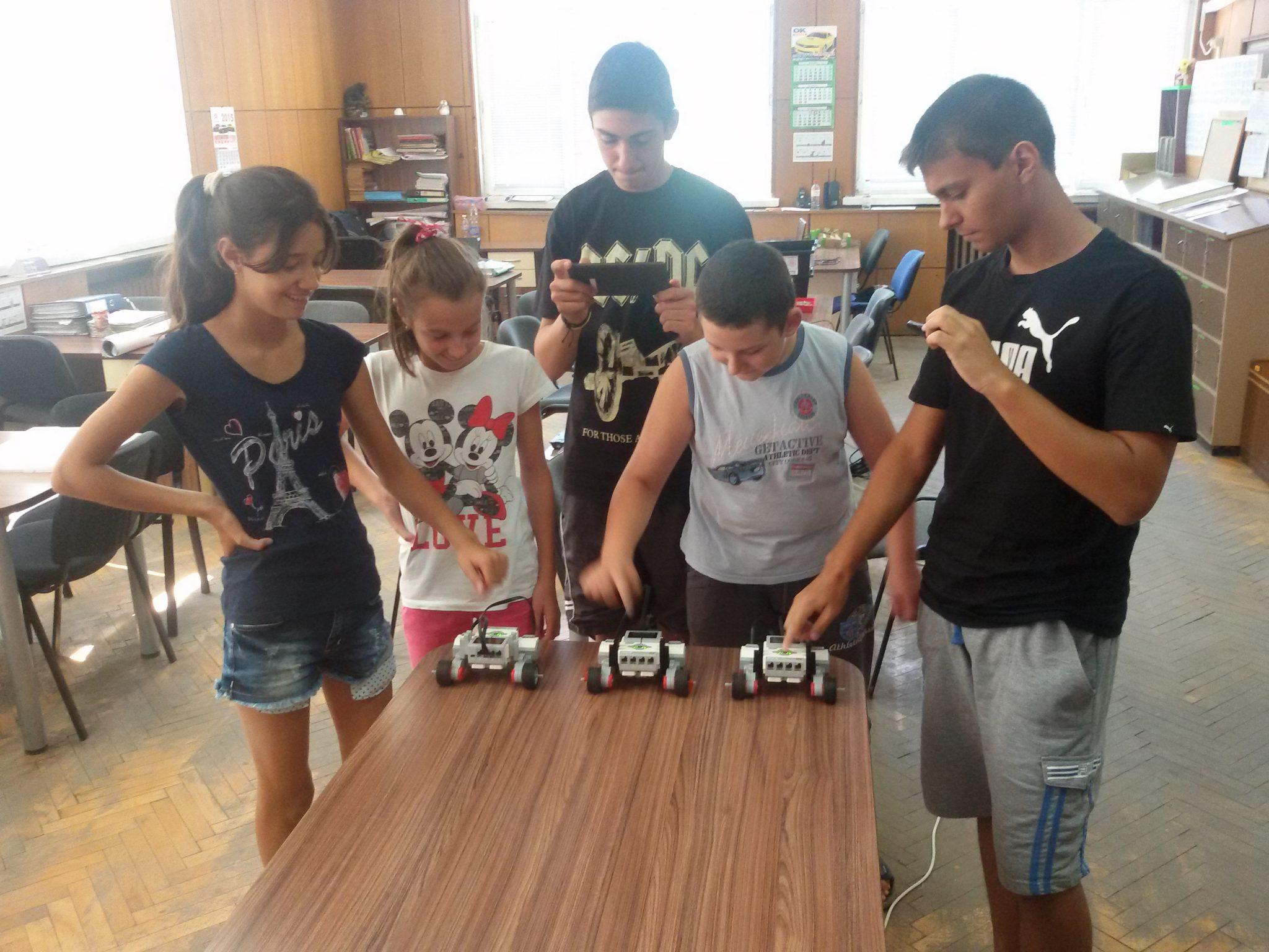 Още Робопартанс по Дунава – Видин