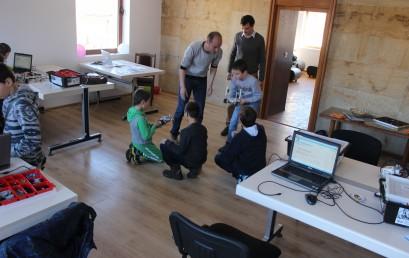 Габрово с първи групи по роботика