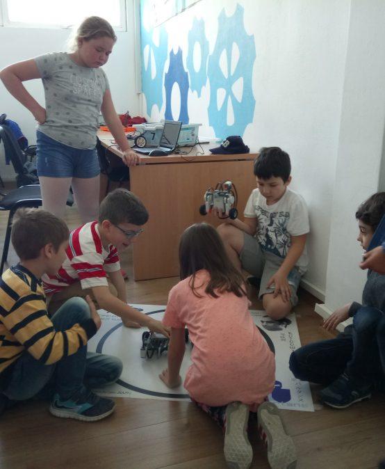 Целодневна занималня в Кранево + роботи