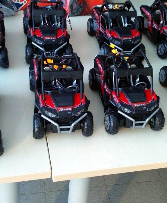 Подгответе се за Фестивала на наука и Умните коли на Робопартанс